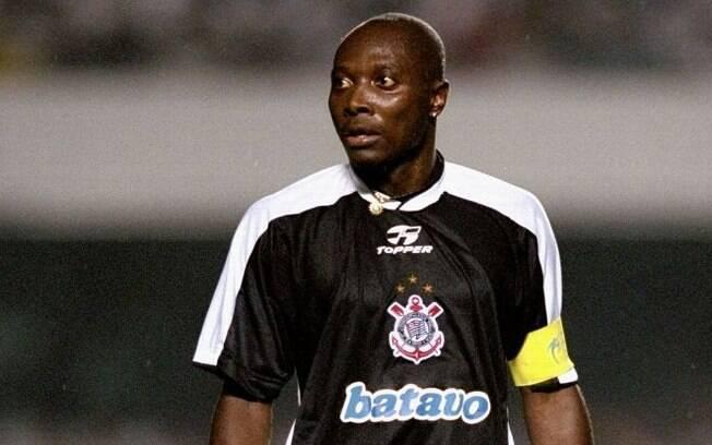 Freddy Rincón, ex-jogador do Corinthians