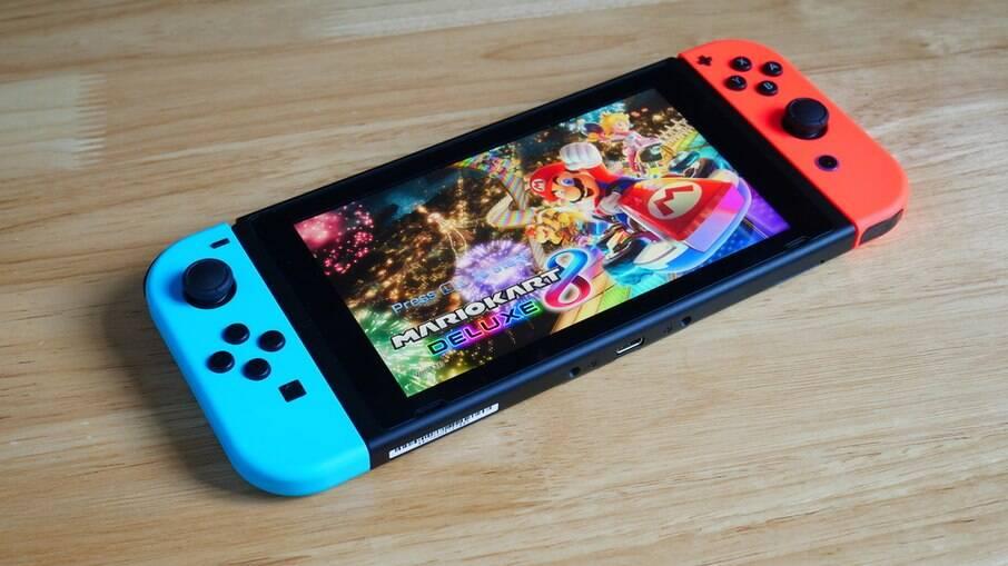 Nintendo Switch ganhará nova versão