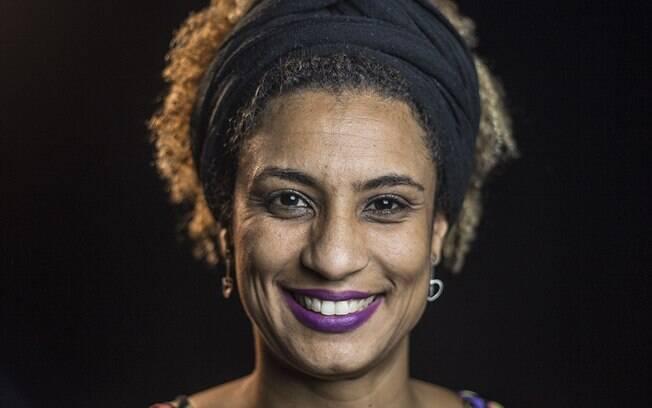 Marielle Franco se seu motorista Anderson Gomes foram assassinados no dia 14 de março de 2018