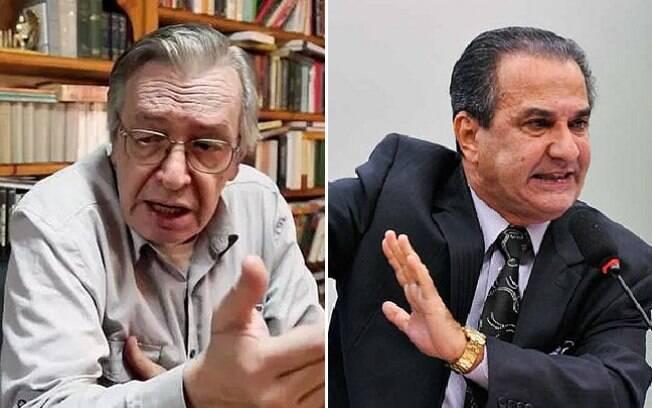 Silas Malafaia e Olavo de Carvalho travaram guerra em busca da resposta: quem é mais apoiador de Bolsonaro?
