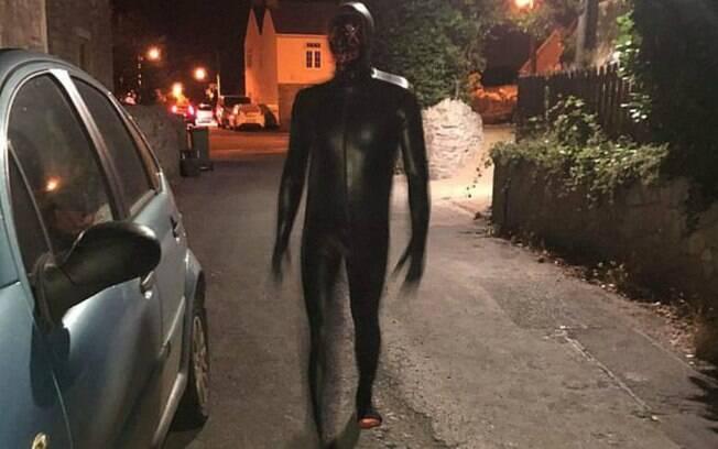Homem assustou moradoras na região de Claverham