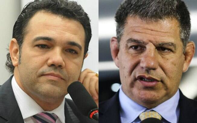 Marco Feliciano (sem partido) e Gustavo Bebianno (PSDB)