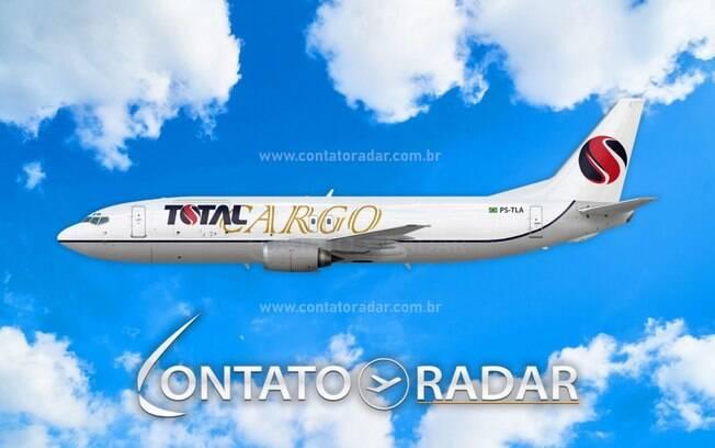Total receber dois avies Boeing 737 cargueiros em sua frota
