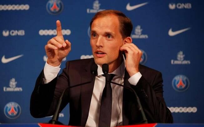 Ex-Borussia Dortmund, Thomas Tuchel é o novo treinador do Paris Saint-Germain