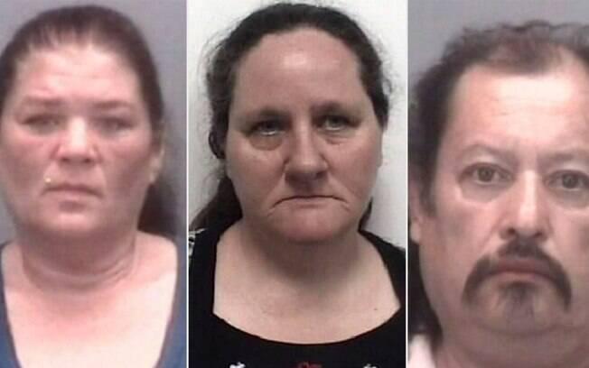 Trio foi preso por troca de criança por carro