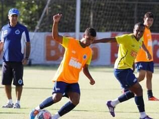 Marcelo Oliveira afirmou que vai aproveitar todos os jogadores no Mineiro