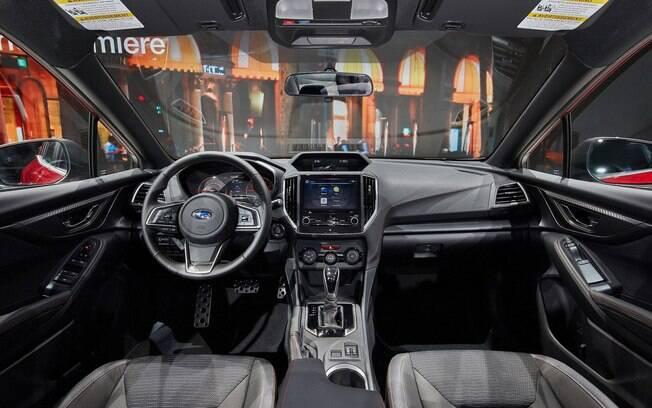 A nova geração do Subaru Impreza leva o prêmio por ter uma alta qualidade no carro mais barato da marca