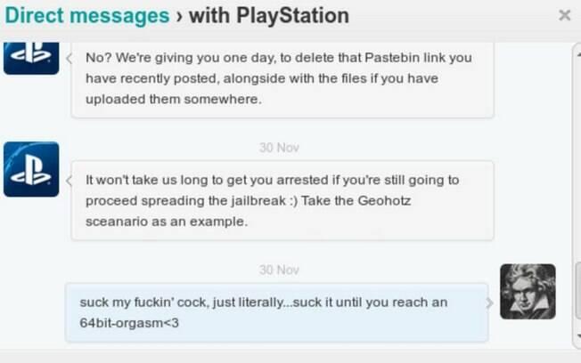 Suposto desbloqueio do PlayStation 4 é mais um caso de charlatanice na internet - Home - iG