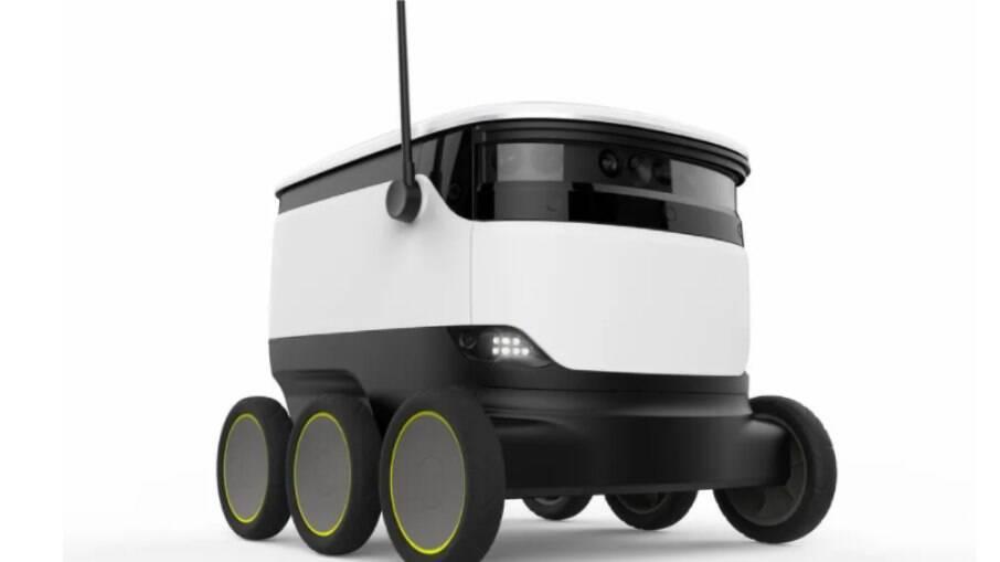 Robô da Starship Technologies