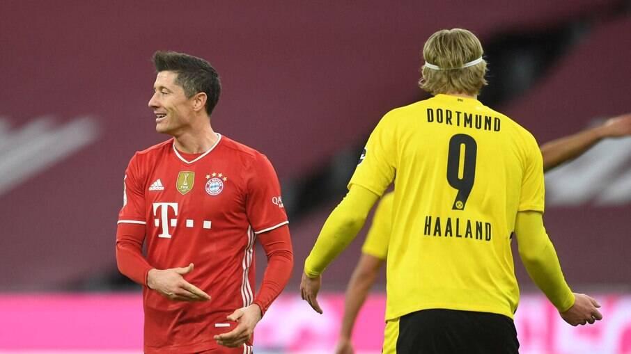Lewandowski pode deixar o Bayern de Munique