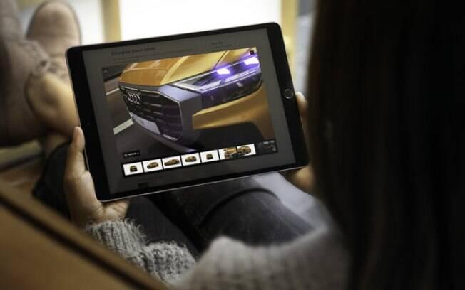 A realidade virtual, por exemplo, cada vez mais se torna uma grande aliada das montadoras e dos compradores