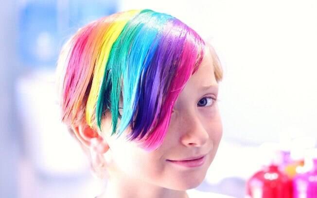 Criança LGBTQIA+