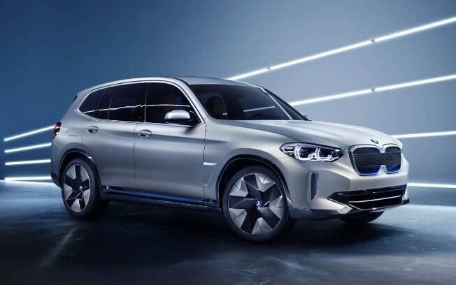 BMW iX3: Montadora da Bavária une o i3 ao apelo de mercado dos SUVs