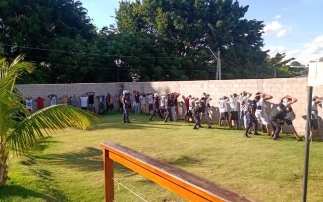 GM interrompe reunio de torcedores da Ponte Preta