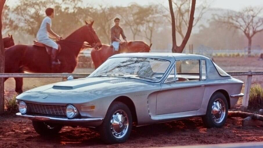 Brasinca 4200 GT era um forte concorrente para o Willys Interlagos