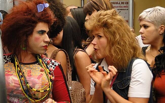 Xuxa é fã do quadro