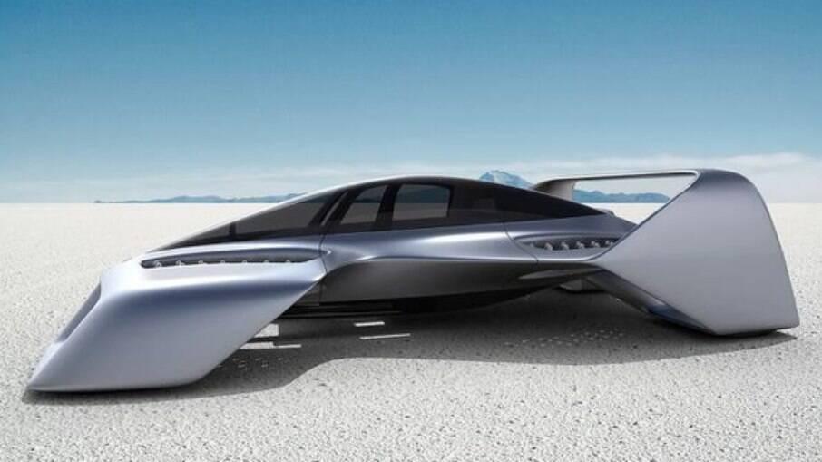 O Leo Coupe é um carro voador criado pela startup Urban eVTOL que pode decolar na vertical entre os atrativos