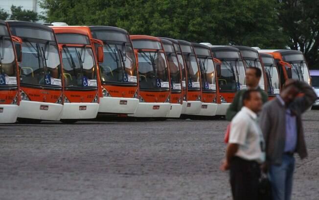Greve de ônibus deve afetar moradores da zona oeste de São Paulo nesta terça-feira