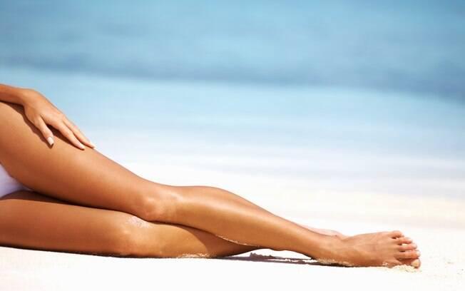 Que tal passar o verão todo sem precisar se depilar? O laser e a luz pulsada fazem isso por você