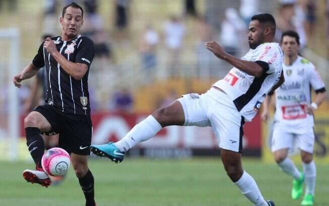 Bragantino e Corinthians fizeram uma das quartas de final do Paulistão 2018