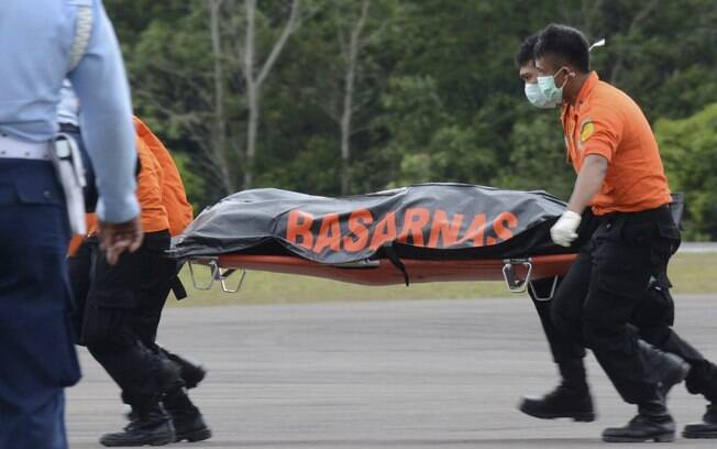 Airbus 320-200 da AirAsia foi encontrado no fundo do Mar de Java. Foto: AP