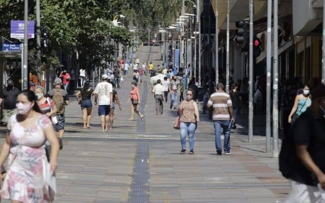 Campinas tem mais 28 mortes de covid-19 e 78.506 casos confirmados
