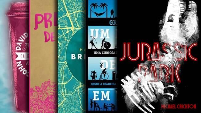 17 livros para ninguém ficar entediado nas férias