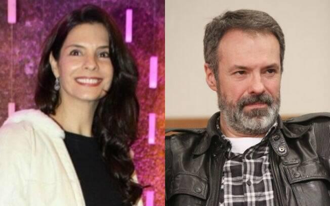 O diretor galá já se envolveu com outras atrizes, como Helena Ranaldi, com quem foi casado durante dez anos...