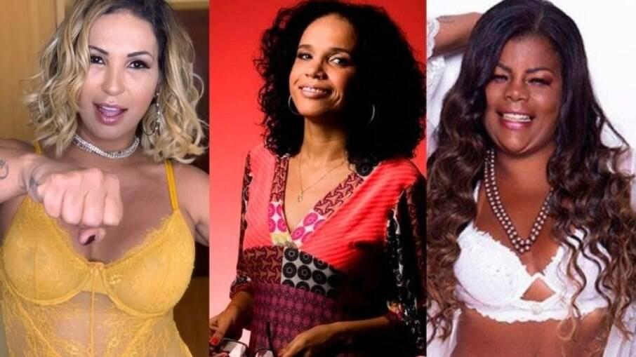 Valesca, Teresa Cristina e Tati Quebra-Barraco falaram sobre a posse nas redes sociais