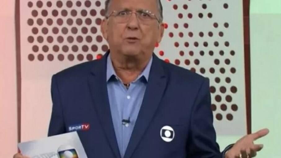 Marcelo Adnet imita Galvão Bueno e narra CPI da Covid