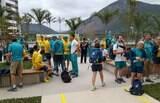 Começo de incêndio faz delegação australiana evacuar prédio na Vila