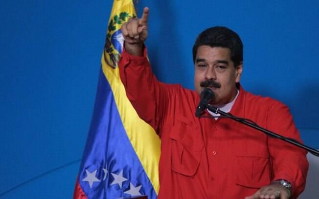 Nicolás Maduro estava relutante em aceitar ajuda internacional para a Venezuela