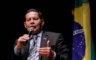 Moeda comum Brasil-Argentina é 'baita de um avanço' se for factível, diz Mourão