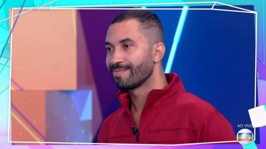 Gil como entrevistado e 'apresentador' do
