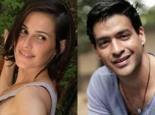 Deborah Secco está namorando o cantor gospel Allyson Castro