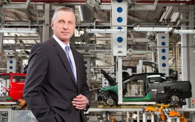 David Powels ocupará posição estratégica na China depois de lançar a nova geração do VW Polo no Brasil