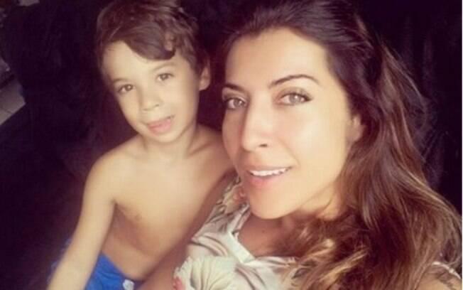 Ex-BBB Priscila Pires mostra supostas ameaças do ex-marido no Instagram