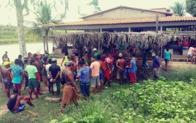 Pelos menos 13 índios estão feridos após ataque a aldeia no Maranhão