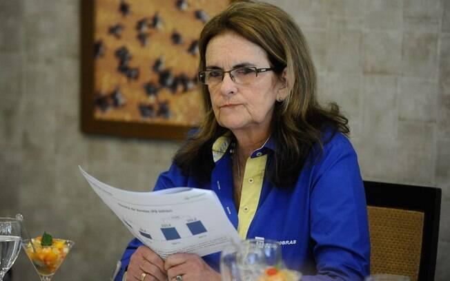 Graça Foster e cinco diretores renunciam ao cargo na Petrobras