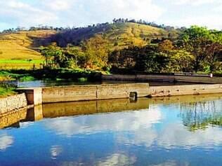 Nível dos mananciais em Pará de Minas está abaixo do normal