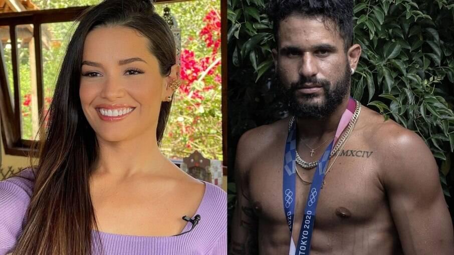 Juliette e Italo Ferreira