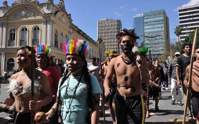 Indígenas e Quilombolas serão testados em São Paulo