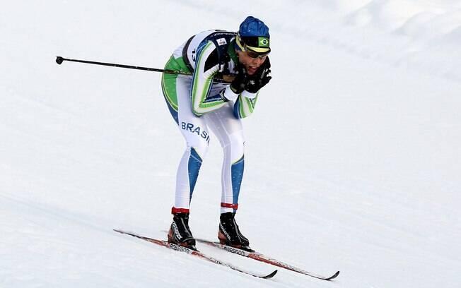 Jaqueline Mourão tem índice para Sochi 2014  no esqui cross-country