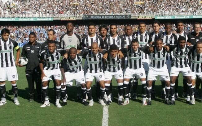 O Botafogo foi campeão da Taça Guanabara em 2009
