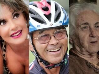 Veja histórias de idosos que reinventaram sua história
