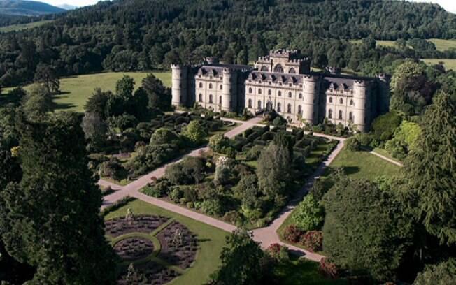 Artena é um dos reinos fictícios da novela