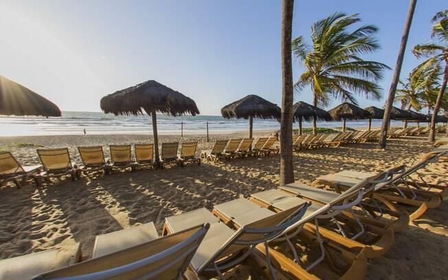 As praias e outras belezas naturais são os grandes atrativos dessas regiões baianas