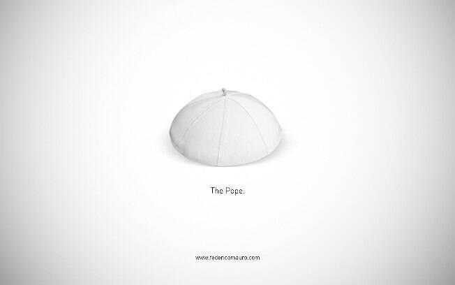Solidéu, usado pelos papas, faz parte do projeto de