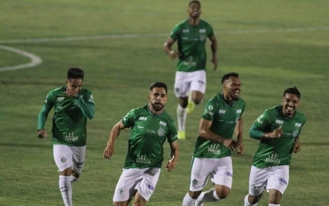 Guarani volta a campo hoje diante do Cruzeiro no Mineirão
