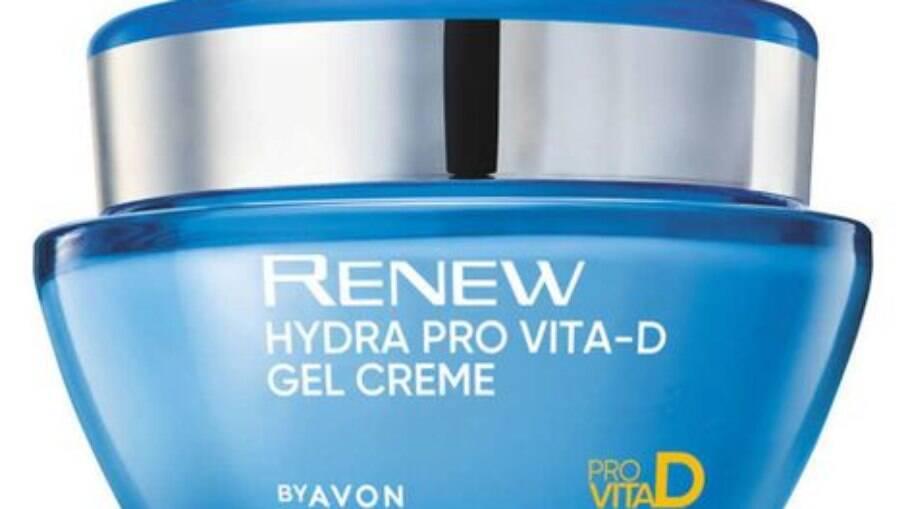 O gel creme Renew possui ajuda a estimular a ativação da vitamina D